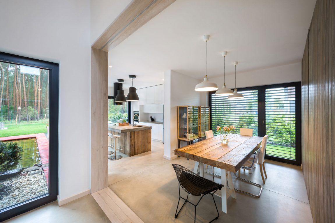 cozinha-e-sala-de-jantar-projeto-residencial-em-borowiec-polonia-por-modelina