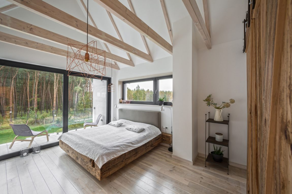 decoracao-tematica-suite-casal-chale-projeto-residencial-em-borowiec-polonia